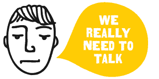 We Really Need to Talk